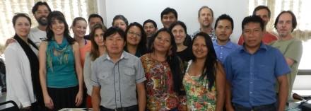 Seminário Jovens Indígenas RCA-RFN