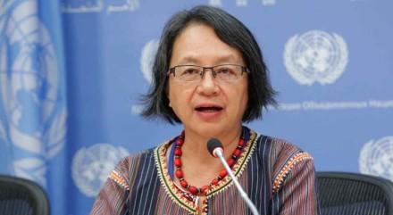 relatora ONU